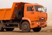 Модельный ряд грузовых автомобилей КАМАЗ